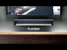 Sonos Playbar is the wireless home theater soundbar for music lovers, with the power to elevate your movies and your parties alike.