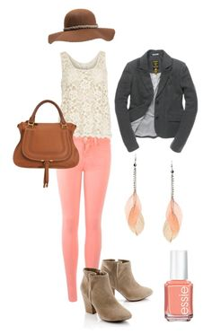 Cute lunch date outfit