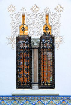 Barcelona - Pg. St. Joan 108 s by Arnim Schulz, via Flickr