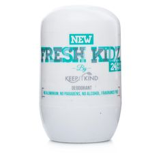 Keep It Kind Fresh Kids Deodorant Roll-On (available at lots of places but this one worked on this site)