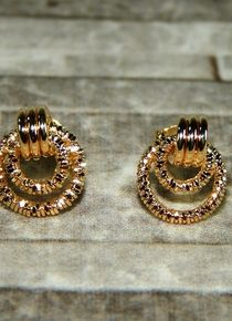 Aros de argolla sobre argollas Gold Rings, Jewelry, Gold, Jewelery, Jewellery Making, Jewels, Jewlery, Jewerly, Jewel