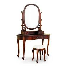 Bedroom Furniture: French classic armoires, rococo beds & dressing table, Louis sleigh bed Oval Mirror, Beveled Mirror, Armoire Decorating, Mahogany Wood Stain, French Armoire, Makeup Vanities, Drawer Table, How To Dress A Bed, French Classic
