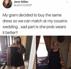 That's a great dress and they both look stunning.