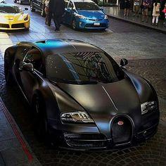 . Bugatti @classysavant - Matte Black Millionaire $2,000,000+ Bugatti Beast ⚫️