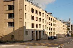 Röben Klinker, Bricks   Brick-Design® Wohnüberbauung Brunnmatt-Ost in Bern (CH)