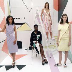 Laurel Pantin London Fashion Week