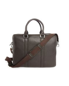 7b0a9dfb9dd4 Brown Bruno Leather Shoulder Bag LE TANNEUR Backpack Bags