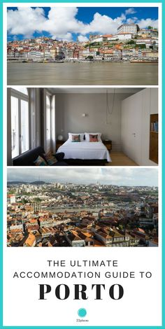 Where to stay in Porto. Travelling to Porto and don't know where to stay yet? Here are our favourite areas and hotels!