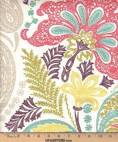 ca34c80dccb9 NAPL-Tutti Frutti - Floral - Fabric Textile Patterns