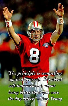 Three-time Super Bowl champion Quarterback Steve Young of the San Francisco 49ers is also a lawyer and current ESPN analyst. Young has donated to the Republican Party.