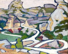 View Les baux by Marguerite Thompson Zorach on artnet. Browse upcoming and past auction lots by Marguerite Thompson Zorach. Landscape Art, Landscape Paintings, Landscapes, Fauvism Art, Office Mural, Abstract Painters, Paintings I Love, Cool Art, Pintura