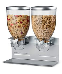 Take a look at the Silver Professional Dual Dispenser on #zulily today!