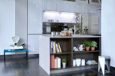 #orden y #organizacion en la #cocina #espacio #estilo #diseño #italiano #cocinas #modernas