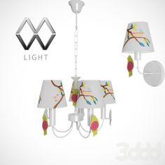 Люстра MW-LIGHT Улыбка