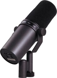 Shure SM7. a favorite among my audio engineering colleagues. legendary sound engineer, Bruce Swedien used it as the main vocal mic for Michael Jackson too. no surprise that it sounds great on pop vocals.