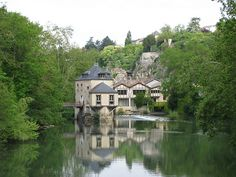 Chasseigne mill, Poitiers, Poitou-Charentes, France  More info: http://www.visit-poitou-charentes.com
