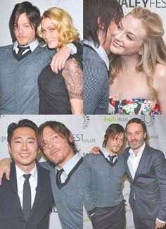 TWD cast