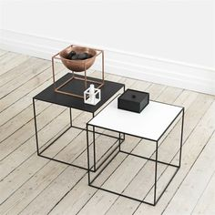 Twin 42 bord– Multifunktionelt design sofabord – by Lassen http://bylassen.dk/shop/twin-42-table-347p.html