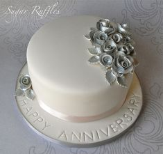 The Top 8 Anniversary Cake Designs Images Birthday Cakes