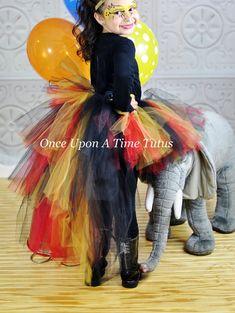 ringmaster bustle tutu all sizes photo prop halloween costume girls size baby