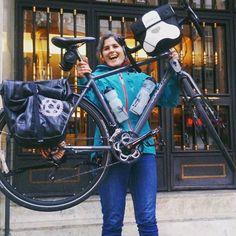 Día 29. Celebrando moverme en bici  #30diasenbici #30daysofbiking #Altrabajoenbici #alegresciclistas #slowtraffic