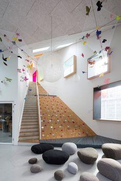 Kinderkulturhaus in Kopenhagen / Villa Villekulla - Architektur und Architekten - News / Meldungen / Nachrichten - BauNetz.de