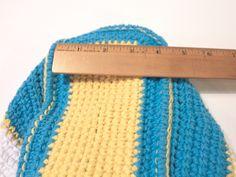 Tutorial: How to Line a Crocheted Bag. Hepful!!!! ✿Teresa Restegui http://www.pinterest.com/teretegui/✿