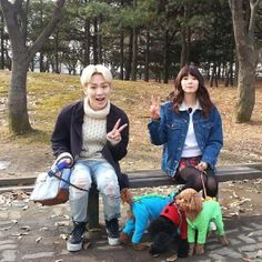Key and Arisa