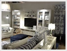 Ikea Living Room   See Prior Post / Similar Idea Part 67