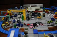 tomica city.. so cooooollll...