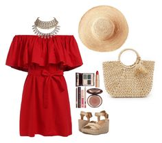 """Untitled #349"" by cool-julija ❤ liked on Polyvore featuring Hat Attack, Blowfish, Toast and Charlotte Tilbury"