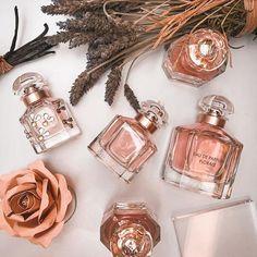 Novidade especial para amantes de perfume e de Guerlain como eu  Hoje a @guerlain lançou o Mon Guerlain Florale com um aroma feminino floral e levemente doce feito com bases de baunilha lavanda e peônia.. Só tenho uma palavra para descrever: delicioso!! Mostrei um pouco do evento lá no #stories  #guerlainlovers #guerlainlover #dicasdachris