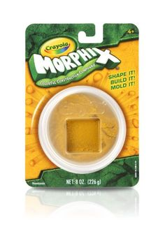 Crayola Morphix Yellow -- Want additional info? Click on the image.