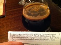 Great Divide Barrel-Aged Yeti