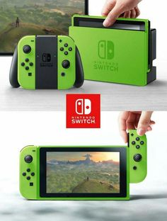 """What Nintendo Switch Design do you prefer? #NintendoSwitch   RT - Purple LIKE - Orange Reply - Green"""
