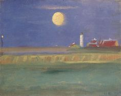 Anna Ancher (1859-1935) Danish Impressionist Artist