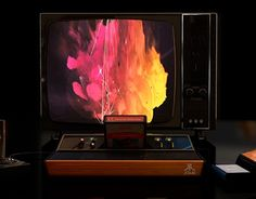 "Check out new work on my @Behance portfolio: ""Atari_on_acid"" http://be.net/gallery/37818265/Atari_on_acid"