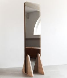 Antonio Forteleoni, who is based in Milan, Italy, created Mirror! Mirror! which is a sculptural collection comprised of evenly spaced gla...