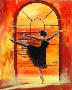Ballet Dream by Graham Evans