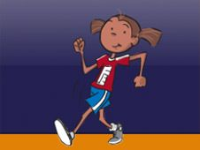 Train like an Astronaut-great movement activities to accompany space unit!