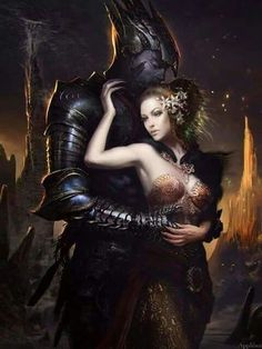 I just like this and the mythology of Hades and persephone Dark Fantasy Art, Dark Art, Fantasy Images, Elfen Fantasy, Fantasy Couples, Hades And Persephone, Greek Gods, Couple Art, Gods And Goddesses