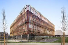 Gallery of BIOPOLE Biotech Business Incubator / PERIPHERIQUES Architectes - 1