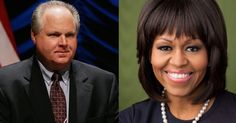 Michelle did NOT think this would come out...BOOM: Rush Reveals Michelle's Perverted Past After She Dumps on Trump