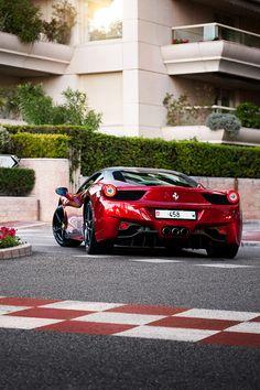 #Ferrari 458