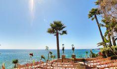 Laguna Beach Estate Wedding | Estate Weddings and Events