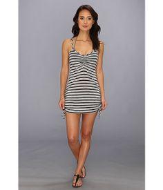 CA by Vitamin A Swimwear CA Spaghetti Dress Cover-up