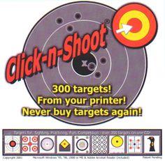 Image detail for -Shooting Targets CD - EABCO