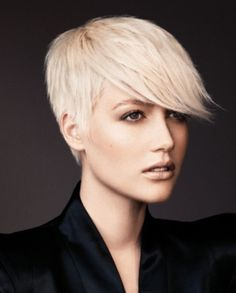 Womens Short Hairstyle Trends 2012