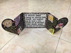 Tarjeta para regalar en cualquier ocacion / regalo fácil y barato / DIY / - YouTube Handmade Gifts For Boyfriend, Bf Gifts, Love Gifts, Boyfriend Gifts, Diy Birthday, Birthday Cards, Birthday Gifts, Diy Crafts For Gifts, Paper Crafts