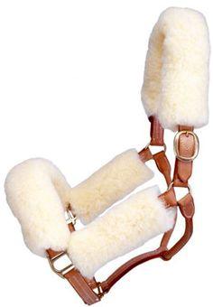 Tough-1 Halter 4-Piece Fleece Set | ChickSaddlery.com